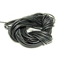 Silicon Wire 14AWG Super Soft (1mtr) BLACK