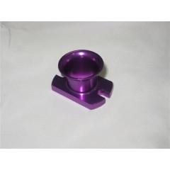 Aluminum velocity stack purple [PREORDER]