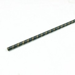 Flexible Wire 187, 50 cm - R (round & square) Dia= ø 4.76 Side = 3.7 X 3.7 mm )