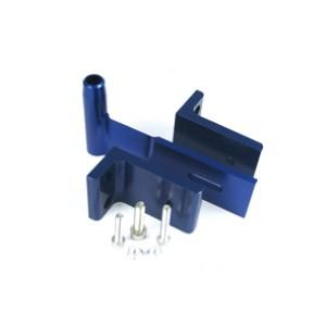 Blue Alum Flex Shaft Strut[large] Shaft ?5mm  h=100mm(1set)