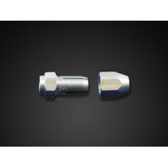 """?8mm -> 1/4"""" stainless steel collet"""