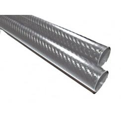 Carbone tube ? 25x1000x1 mm
