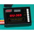 GAUI Flybarless E-Stabilizer GU365