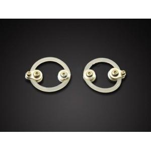 Aluminum cowl locks version 2
