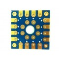 4 axis power distribution board