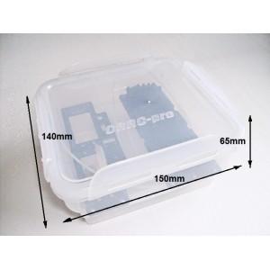 Waterproof radio box  for Gasoline  R/C Boat