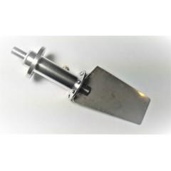 Stainless steel mono rudder for .45 class (FSR-V 7.5)