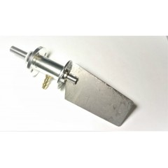 Stainless steel mono rudder for .21 class (FSR-V 3.5)