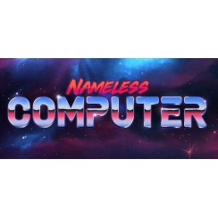 Logo and SoundCloud header image for NamelessComputer