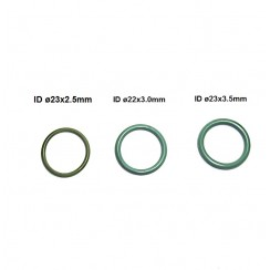 Heat-resistant O-ring