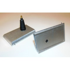 Remote Trim Tabs For FSR-V Boat 80x50mm 1 pair