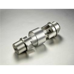 Alum. Shaft Coupler L=54 DA= 5 Zenoah -> ?5mm