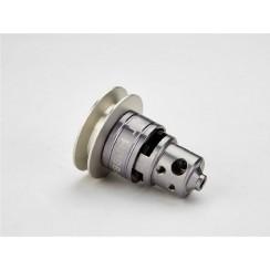 Alum. Shaft Coupler W/ Flywheel L=56 D=45 DA= 5 Zenoah -> ø5mm