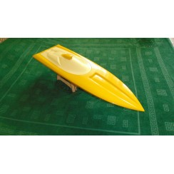 "Carbon/Kevlar Boat Hull Hobby Miracle 21MKII: 920MM (37"")"