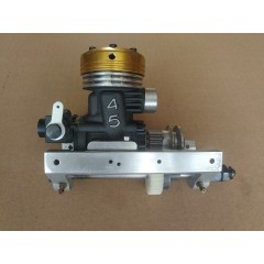 CMB .45 Model Boat Rc Engine + Gear Drive  (20:30 , Spare Valve)
