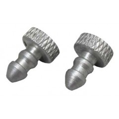 Great Planes Aluminum Fuel Line Plugs Dots (2)