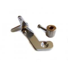 Aluminum throttle assembly for Zeonah G230PUM, G260PUM