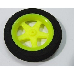 Super Light 5 Spoke Wheel D46xH9 (2 pcs)