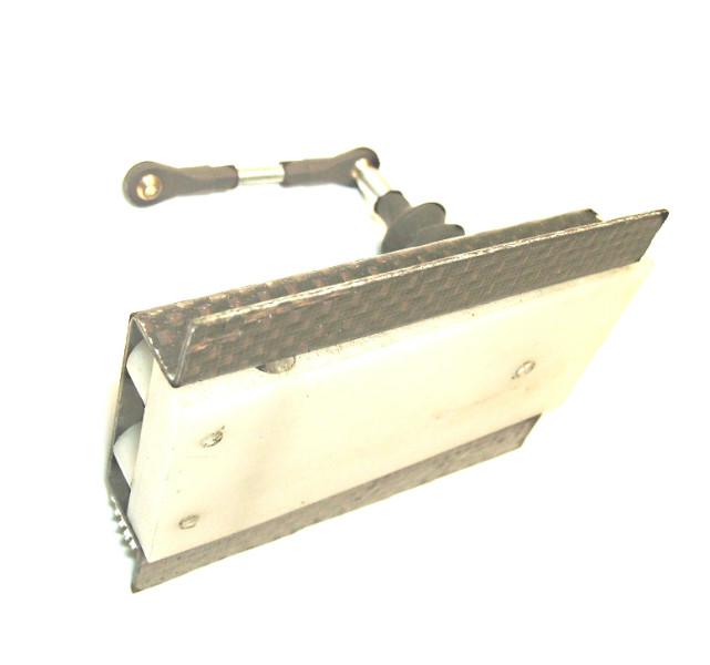 boat trim product remote trim tabs for fsr v boat